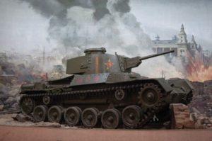 Przewóz czołgów