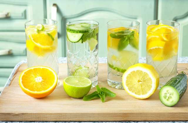 Odchudzanie z sokami owocowymi