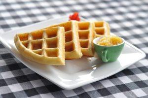 prawidłowo skomponowane śniadanie
