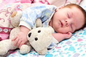 poduszki dla niemowląt
