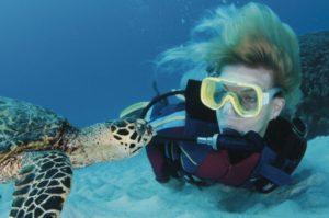 Czy dieta jest ważna przy nurkowaniu?