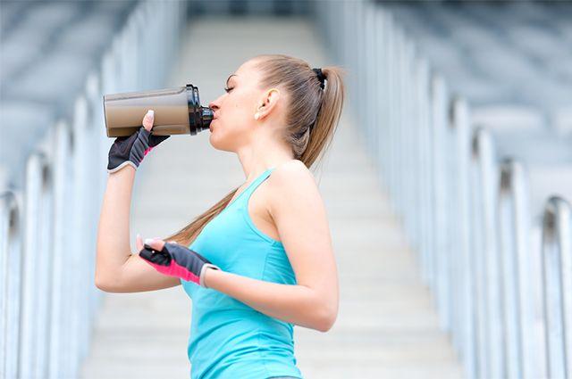 Zapotrzebowanie na białko u sportowców