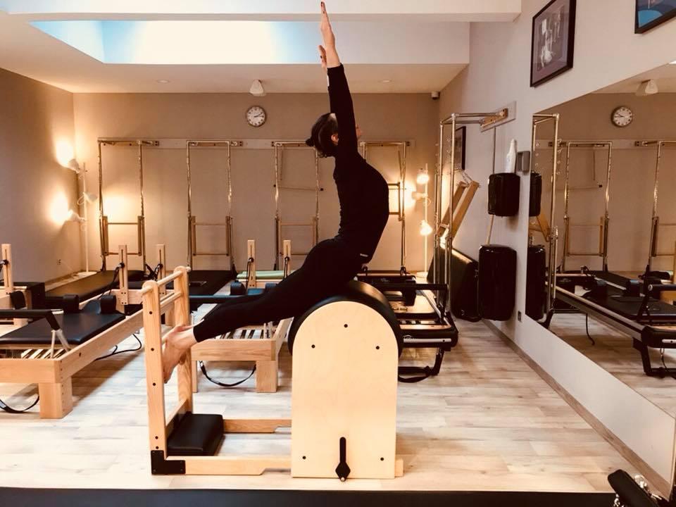 własne studio pilates